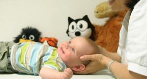 Osteopathie Säuglinge und Kinder